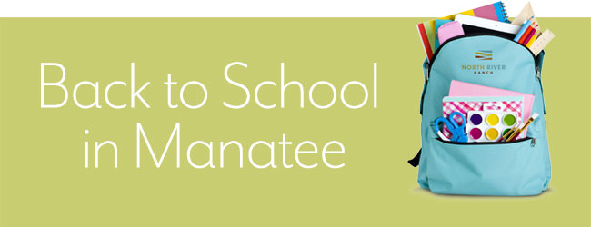 Back to School in Manatee